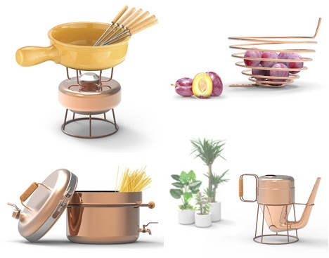 LoveIt | Cheeky Kitchen Objects Hide a Provocative Secret Function