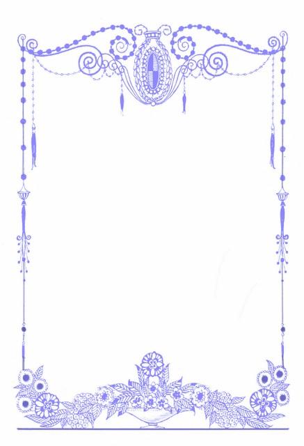 Pretty Borders For Paper New Calendar Template Site